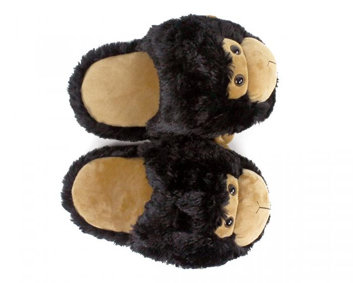 Fuzzy Monkey Top View