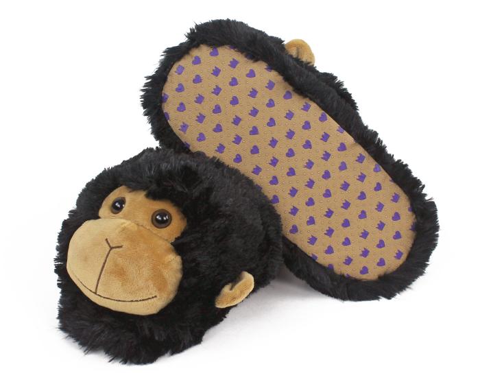 Fuzzy Monkey Bottom View