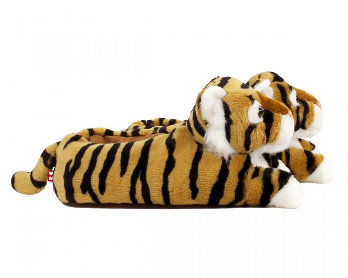 Tiger Slippers Side View