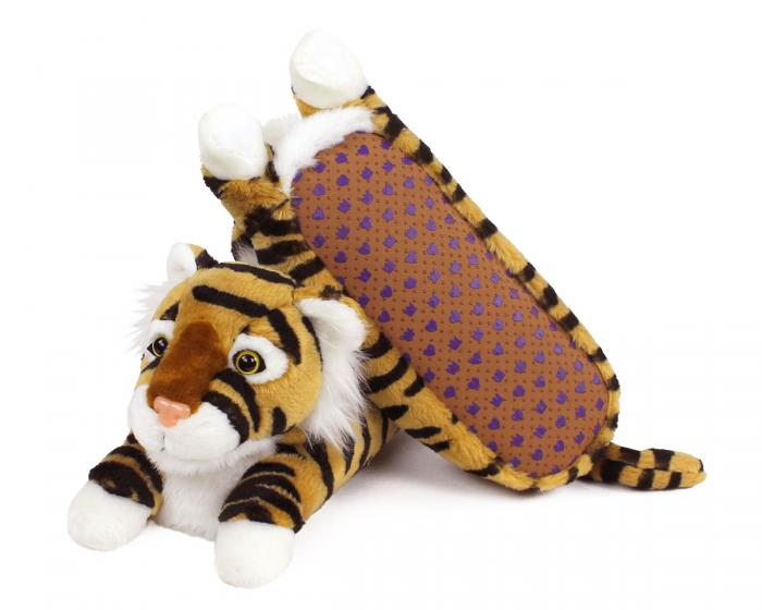 Tiger Slippers Bottom View