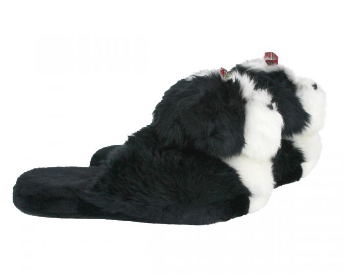 Shih-Tzu Dog Slippers Side View