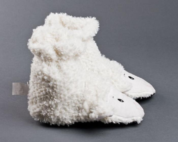 Microwaveable Sheep Slippers 2