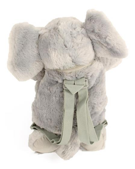 Elephant Backpack 2