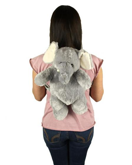 Elephant Backpack 3