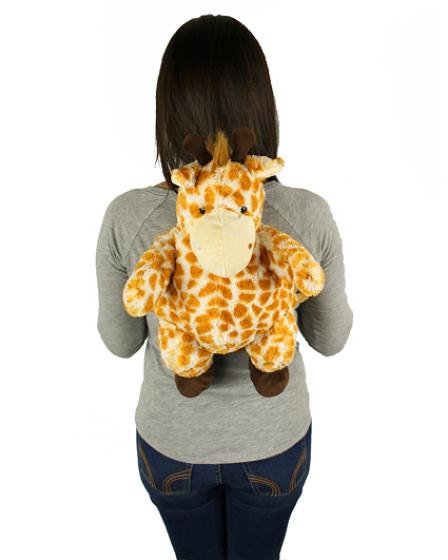 Giraffe Backpack 3