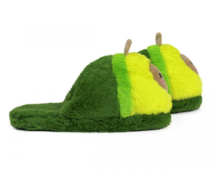 Avocado Slippers Side View
