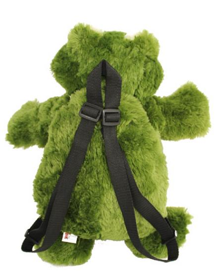 Frog Backpack 2