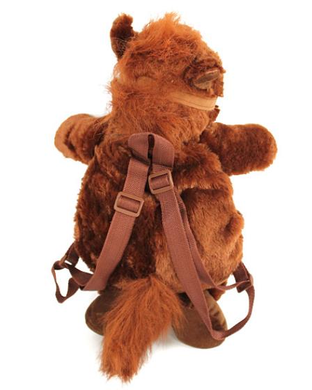 Horse Backpack 2