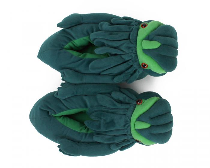 Cthulhu Slippers Top View