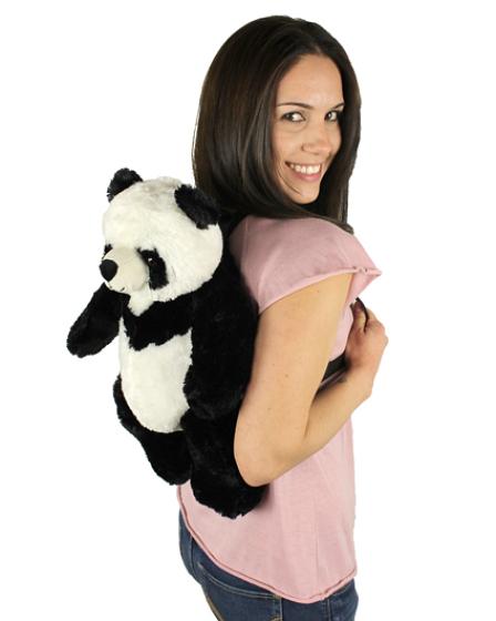 Panda Backpack 4