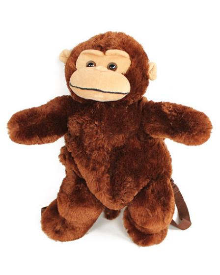 Monkey Backpack 1
