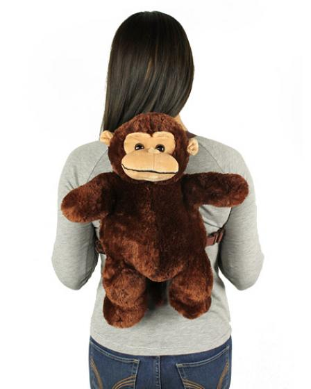 Monkey Backpack 3