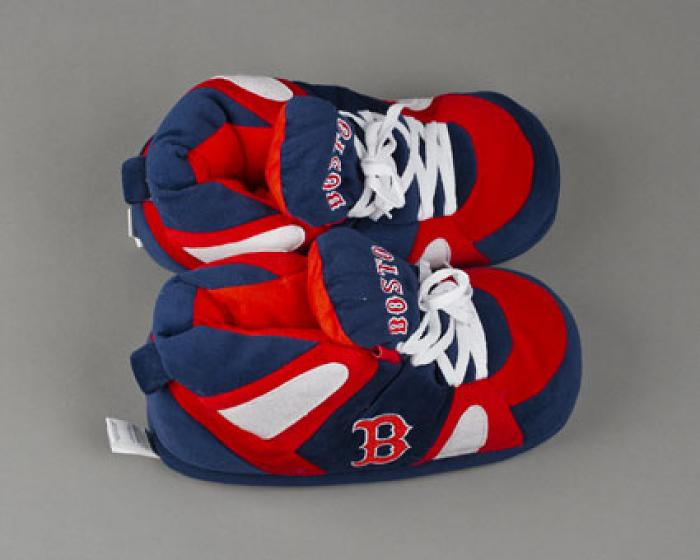 Boston Red Sox Slippers 4