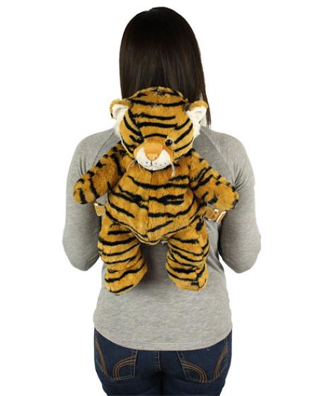 Tiger Backpack 3