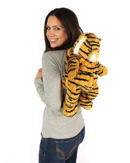 Tiger Backpack 4