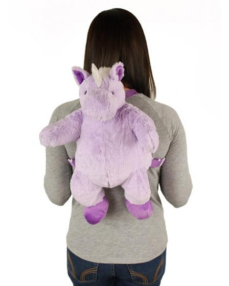 Unicorn Backpack 3