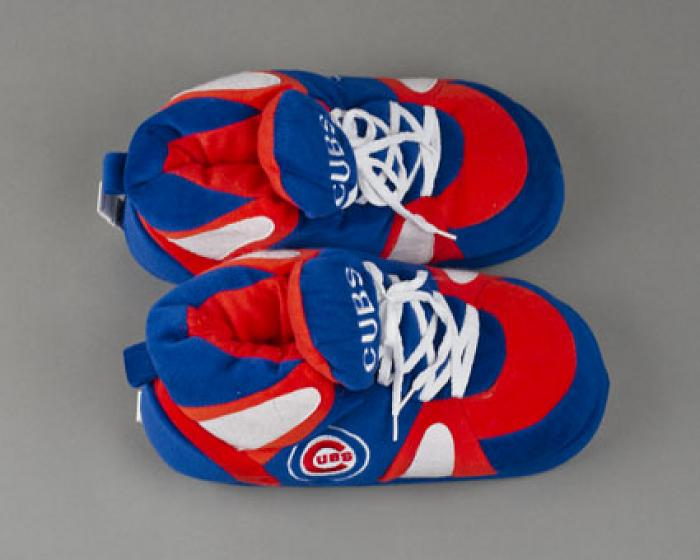 Chicago Cubs Slippers 4