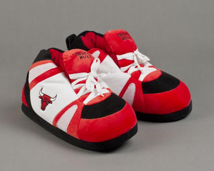 Chicago Bulls Slippers 1
