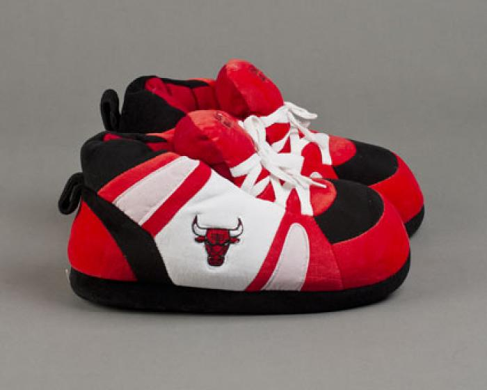 Chicago Bulls Slippers 2