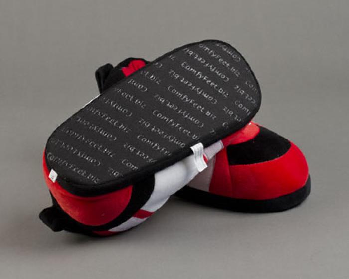 Chicago Bulls Slippers 3