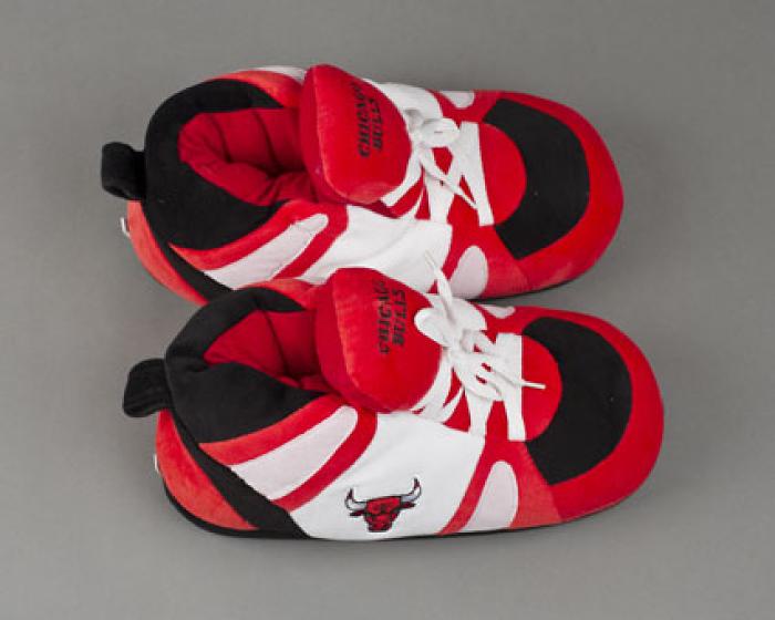 Chicago Bulls Slippers 4