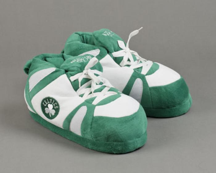 Boston Celtics Slippers 1