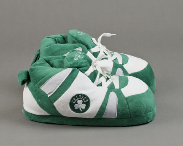Boston Celtics Slippers 2