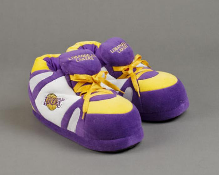 Los Angeles Lakers Slippers 1