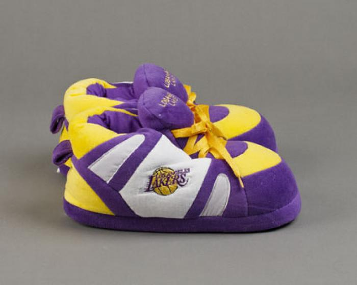 Los Angeles Lakers Slippers 2