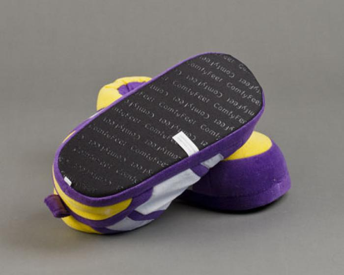 Los Angeles Lakers Slippers 3