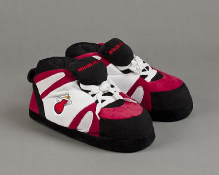 Miami Heat Slippers 1