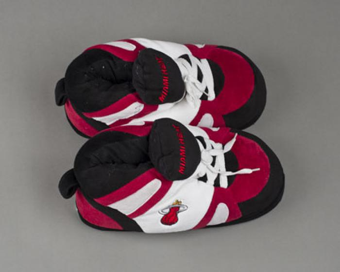 Miami Heat Slippers 4