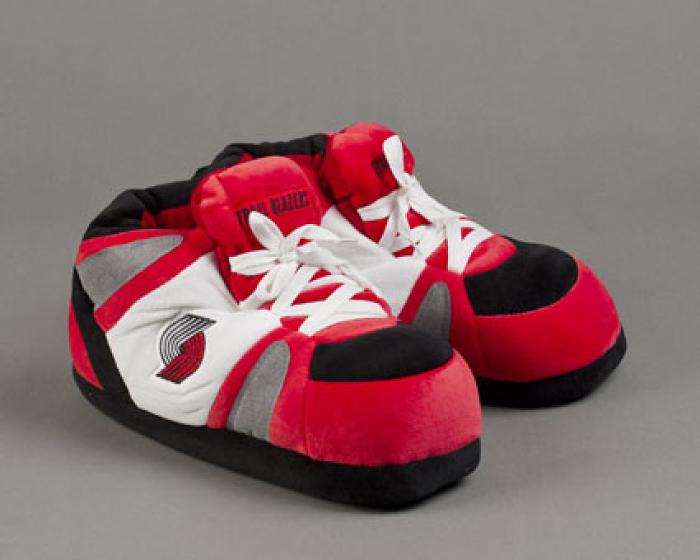 Portland Trailblazers Slippers 1