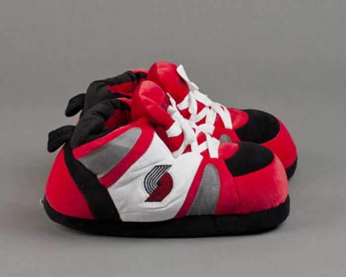Portland Trailblazers Slippers 2