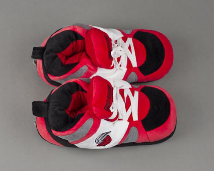 Portland Trailblazers Slippers 4