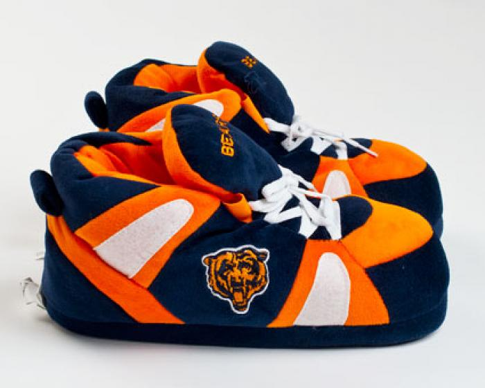 6a8fca22 Chicago Bears Slippers