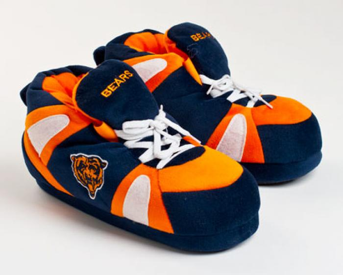 Chicago Bears Slippers 1