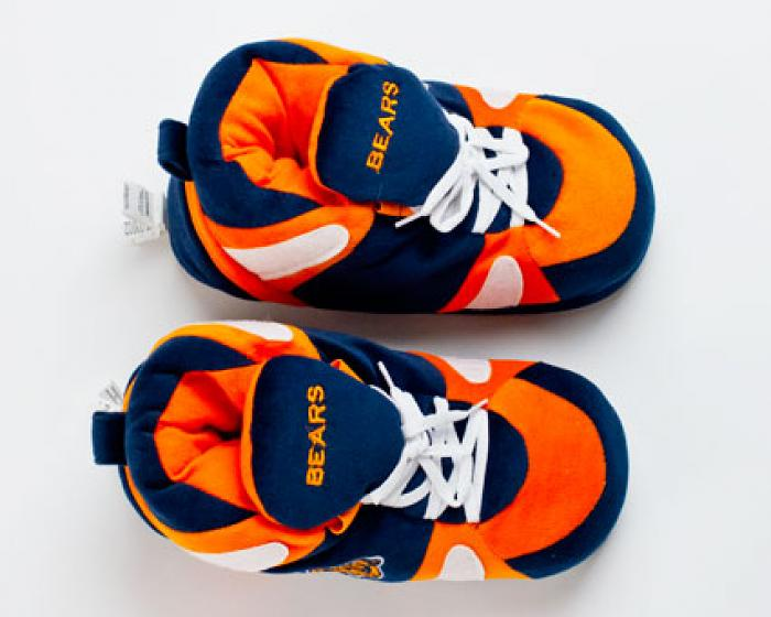 Chicago Bears Slippers 4