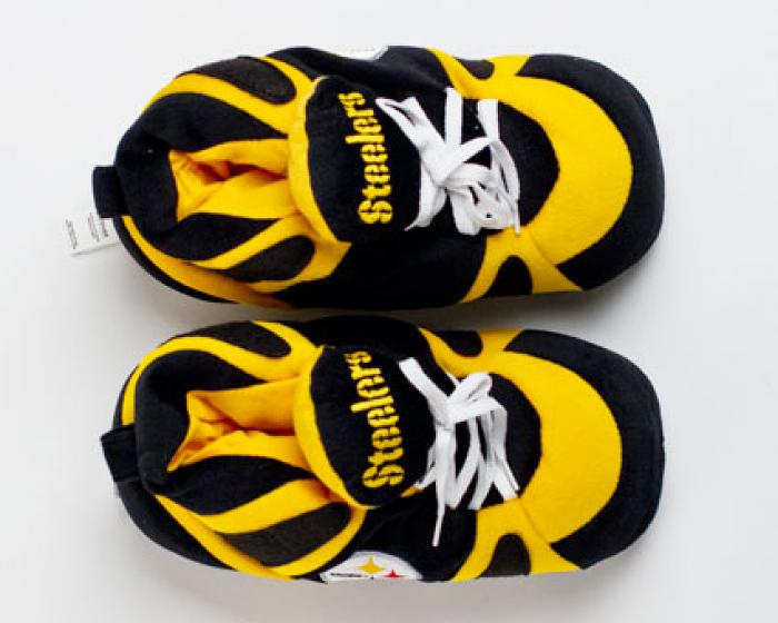 Pittsburgh Steelers Slippers 4