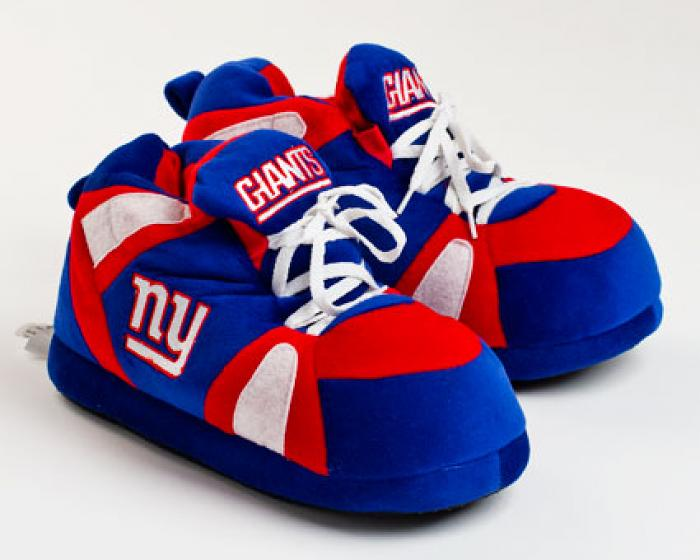 New York Giants Slippers    Sports Team Slippers    Novelty Slippers 1c962d3daac5