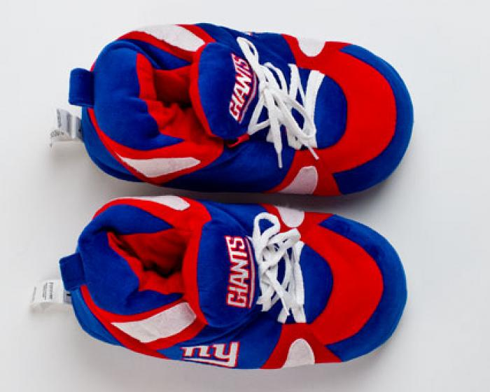 New York Giants Slippers 4