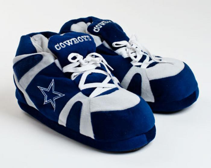 Dallas Cowboys Slippers 1