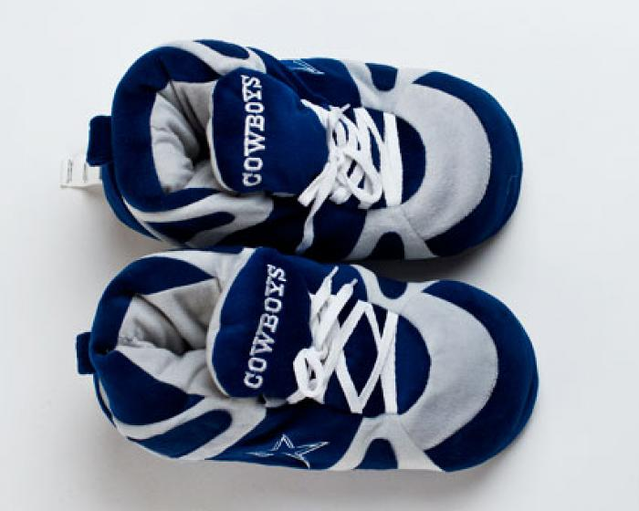 Dallas Cowboys Slippers 4