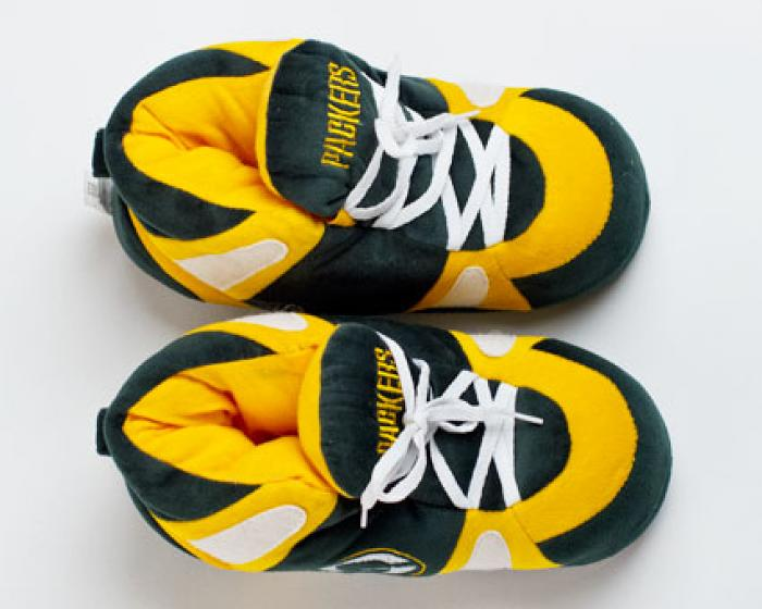 Green Bay Packers Slippers 4