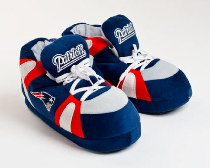 New England Patriots Slippers 1