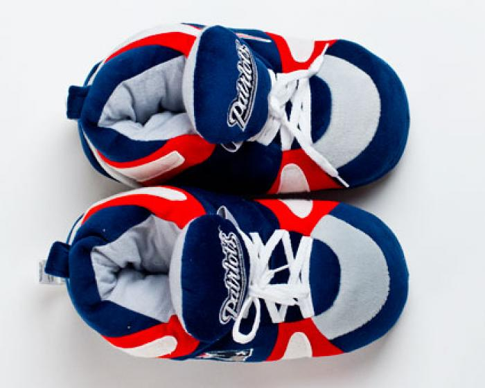 New England Patriots Slippers 4