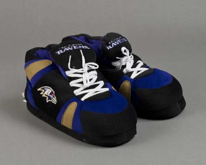 Baltimore Ravens Slippers 1