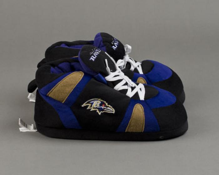 Baltimore Ravens Slippers 2