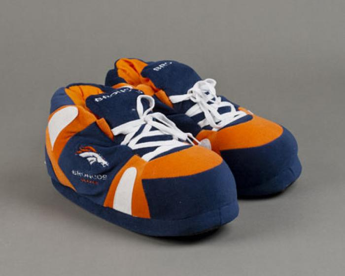 Denver Broncos Slippers 1