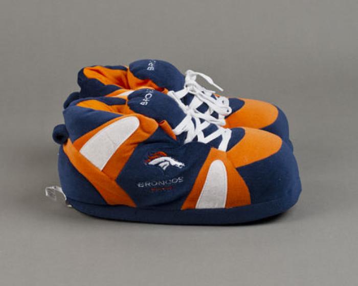Denver Broncos Slippers 2